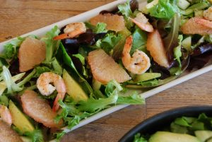 SweeterSorts Shrimp Salad with Grapefruit