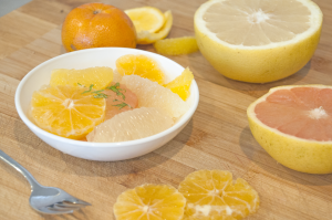 SweeterSorts White Grapefruit Salad